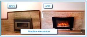 B_Fireplacae renovation